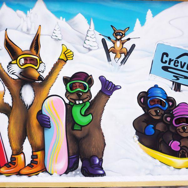 SnowBoard Exclusive